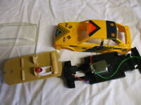 SCALEXTRIC SPARES FOR mK 4 FORD ESCORT
