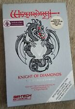 Wizardry Knight of the Diamonds The Second Scenario Software Apple II IIe IIc +