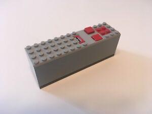 Lego® Batteriekasten in hellgrau