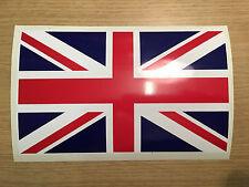 UK GB Union Jack Flag Vinyl Sticker Decal For your Car Motor Bike Exterior Grade