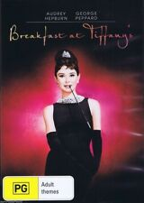 BREAKFAST at TIFFANY'S (Audrey HEPBURN) Tiffanys Romantic DVD (NEW SEALED) Reg 4