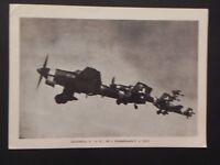 Aviazione Regia Aereonautica  1940 WW2 Squadriglia Junkers Ju 87 bomber aereo