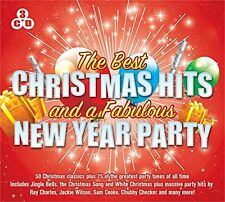 The Greatest Christmas And New Year Party [CD]