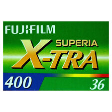 Fuji Superia 400 36exp film - Excellent All-round 400 speed film