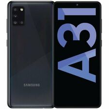 New Samsung Galaxy A31 Dual Sim 2020 4G LTE 64GB & 128GB Smartphone ALL COLOURS