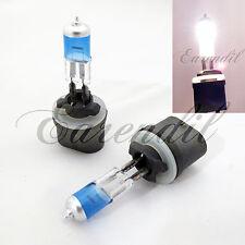 893 37.5W 880 890 899 White Xenon Halogen Auto Headlight #St14 2x Bulb Fog Light
