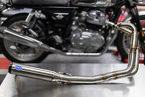 Royal Enfield Interceptor & Continental GT650 Twin S&S Qualifier 2 -1 Exhaust