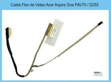 Flex de Video Acer Aspire One PAV70 80/ D255 LCD Cable DC020016810 50.SDE02.008