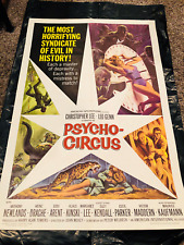 Psycho-Circus 27x40 Movie Poster