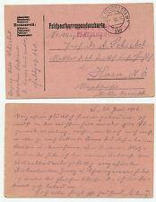 13240 - Feldpostkarte - Österreich - K.u.K. Feldpostamt 140 - 1.7.1916 nach Horn