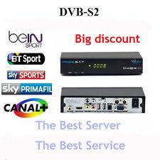 Freesat V7 Max Satellite Receiver 1080P FULL HD  DVB-S2 Support Cccam Cheapest