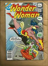 Wonder Woman #255 fn+ 1979 British cover price DC Comics US comics
