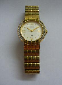 Ladies Gold ADEC Wristwatch