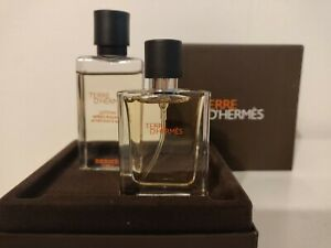 Terre D'Hermes Eau de Toilette & Aftershave Lotion