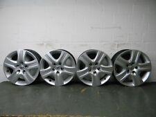 Opel Astra H / Zafira B / Meriva A - original Stahl Felgen Satz - 6,5 x 16 ET39