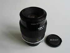 Objectif Nikon Nikkor AI Micro-Nikkor 105 mm / f4