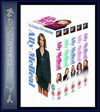 ALLY McBEAL-THE COMPLETE COLLECTION SEASONS 1 2 3 4 & 5 **BRAND NEW DVD BOXSET*