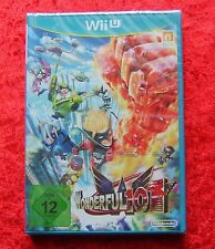 The Wonderful 101 Wii U, Nintendo WiiU Spiel, Neu OVP deutsche Version