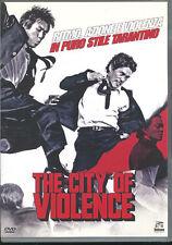 THE CITY OF VIOLENCE - DVD (USATO EX RENTAL)