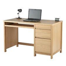 Oak Computer Workstation - Hunter Computer Workstation
