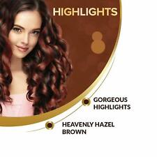 HAZEL BROWN Streax Highlighting Kit for Hair With Ultra shine Conditioner, 60gm