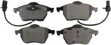 Disc Brake Pad Set-ProSolution Semi-Metallic Brake Pads Front Monroe FX555W