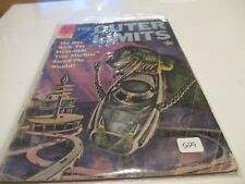 The Outer Limits #18 (Oct 1969, Dell)