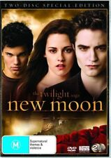 The Twilight Saga New Moon 2 Disc Special Edition DVD Region 4 Brand New Sealed