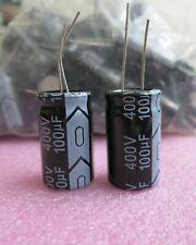 BRAND NEW 15 PCS 100uF 400v ENERCON Electrolytic Capacitor 100uF400v 105c