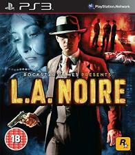 L.A. Noire (Sony PlayStation 3) PS3 Game NEW