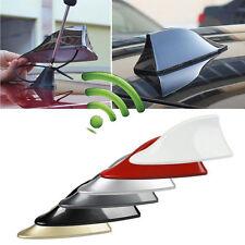 Universal Auto Dach Radio AM/FM Signal Haifisch Flosse Art Luft Antenne Neu