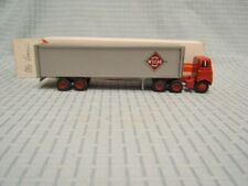 Winross McLean Trucking White 5000 Cab Tractor Trailer MIB 1/64 Diecast