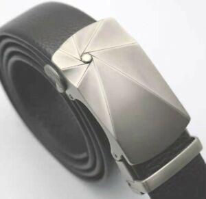 MENS DESIGNER BELTS 35MM CASUAL LUXURY SMART REAL LEATHER BELT S M L XL iBELTS