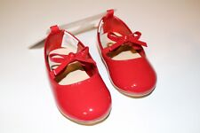 Gymboree Red Girls Gymboree Shoes Size 7 NEW Holiday Dressed Up NWT