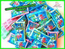 "24 Caramelle Compleanno Personalizzate Festa ""PJMASKS PJ MASKS SUPER PIGIAMINI"""