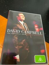 david campbell-Broadway Show Live In Australia [Dvd] [Import]  DVD NEW