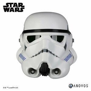 1:1 Anovos Star Wars Original Trilogy Stormtrooper Standard ABS Plastic Helmet