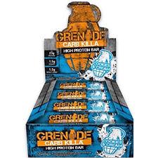 Grenade CARB Killa Galletitas y crema de alto valor proteico Bar caso de 220899 12 Bares