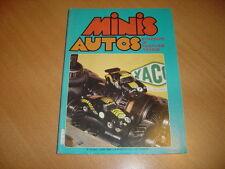 Minis Autos N°54 Jouets anciens CIJ.40 CV Renault