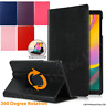 "Case For Apple iPad Pro 12.9 2020/19 & Pro 11"" Leather 360° Rotating Smart Cover"