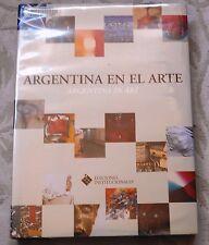 Argentina En El Arte (Spanish Edition) by Magrini & Pellegrini / 1st Ed. / 2002