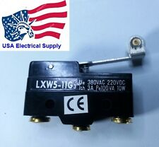 """New 2.6"""" Long Roller Lever Basic Micro Limit Switch LXW5-11G3"""