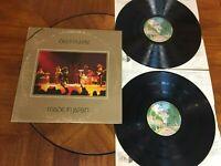DEEP PURPLE ~ MADE IN JAPAN 2 LP (1973) ORIG WARNER BROS 2WS 2701 HARD ROCK