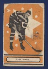 1933-34 OPC V304A Syd Howe (RC) #24 Good Ottawa Senators (HOF) LOOK !