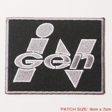 "JURASSIC PARK ""InGen"" International Genetics Inc Company Logo Patch Prop..."