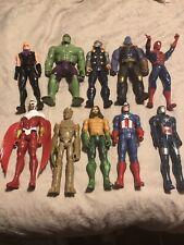 Marvel Titan Hero Series Action Figure bundle job Lot Bundle! Spider-Man