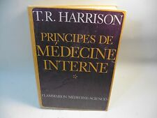 PRINCIPES DE MEDECINE INTERNE/1973