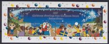Weihnachtsinseln Block 4 **, Weihnachten Christmas 1987, postfrisch, MNH