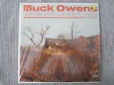 BUCK OWENS  VINYL RECORD LP / LA BREA RECORDS 1961 ~ Country & Western