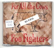 Foo Fighters Maxi-CD For All The Cows - Dutch 3-track - 8825742 - version B
